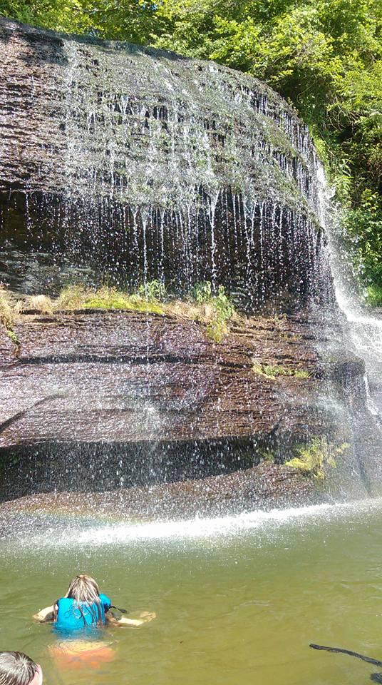 5. Cooper Falls