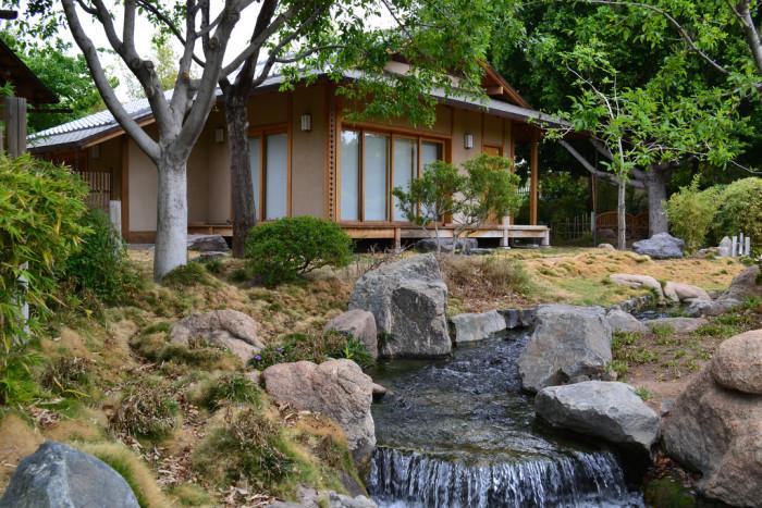 9. Japanese Friendship Garden in Phoenix operates every winter.