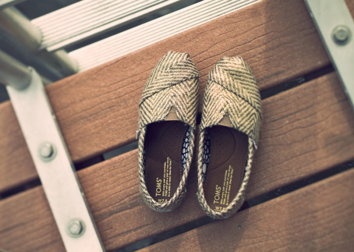 12. Use beeswax to waterproof your shoes.