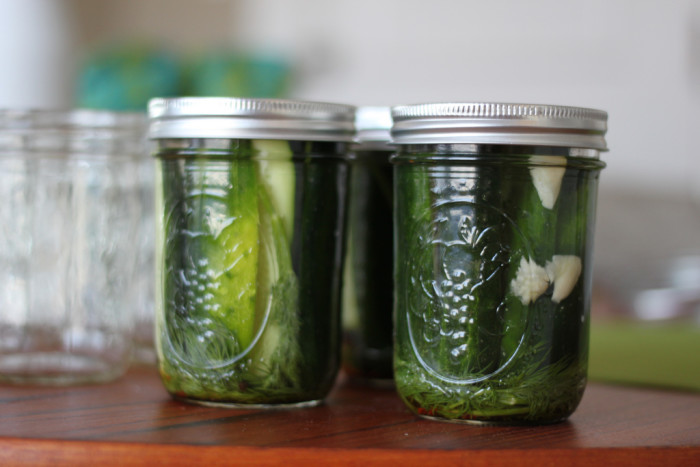 3. Drink pickle juice to prevent or alleviate muscle cramps.