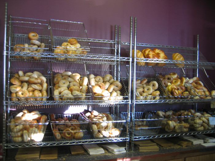 3. Where can you find the best bagels?