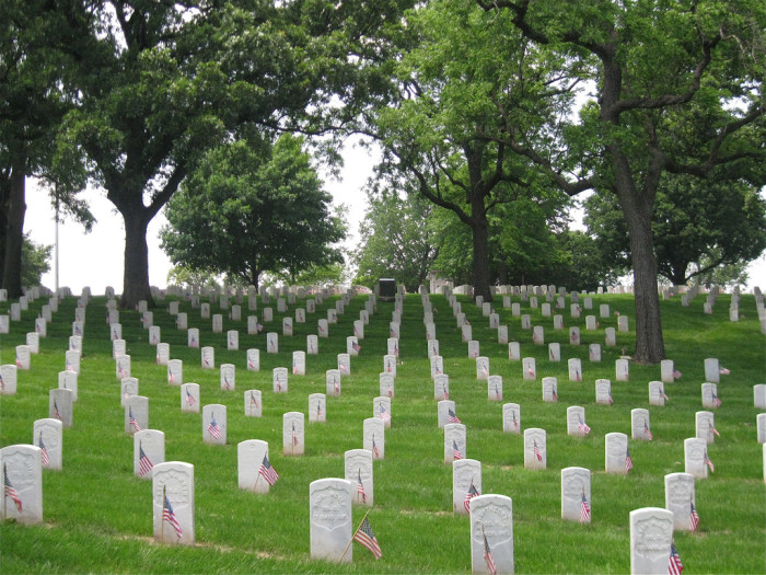 3. Fort Leavenworth National Cemetery (Fort Leavenworth)