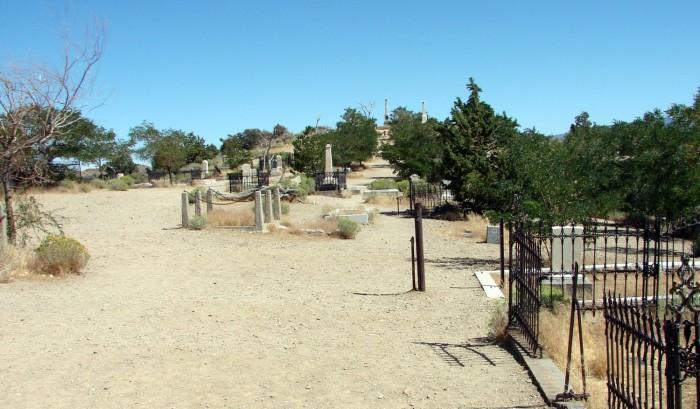 7. Barren Cemetery