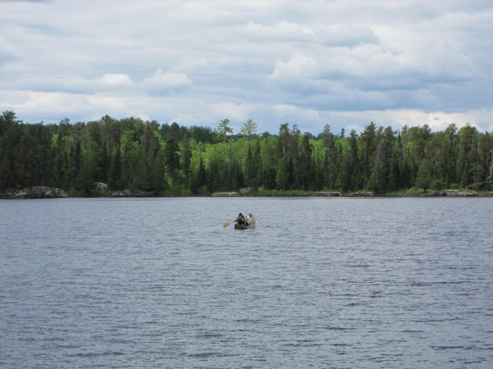10. The BWCA is destroyed. Once again, bye, bye tourism.