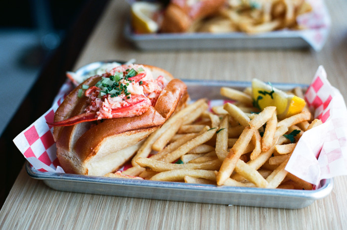 6. You've eaten a lobster roll outside of Maine...