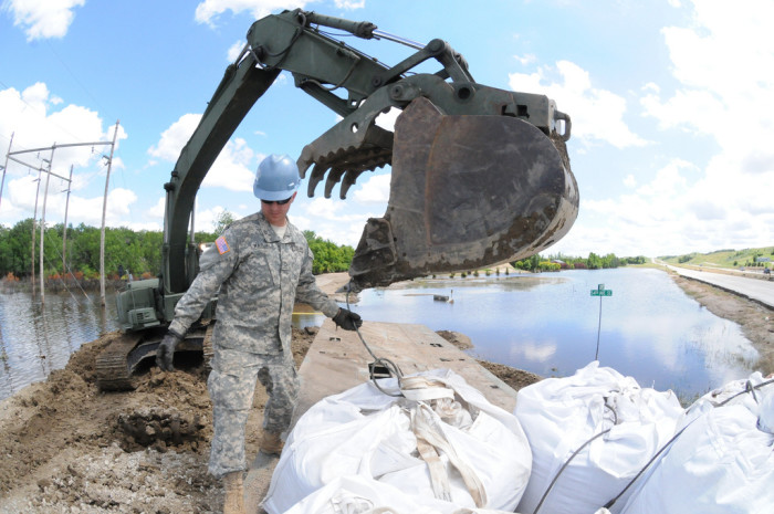8. The Minnesota National Guard is always there to help you when you need them.