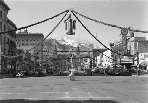 What Christmas In Colorado Looked Like 60 Years Ago
