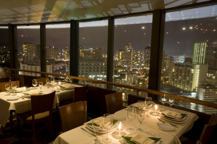 6) Propose at a romantic restaurant.