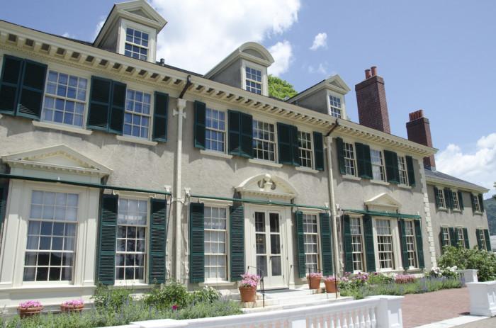 6.  Hildene, The Lincoln family estate – Manchester.