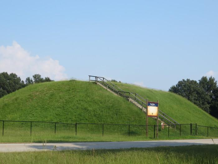 6. The Nanih Waiya Mound