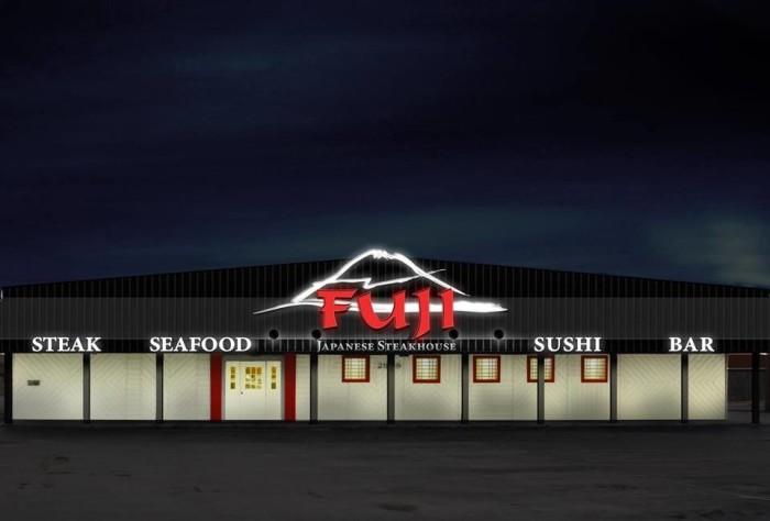 6.Fuji Japanese Seafood & Steakhouse, Springfield