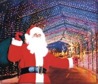 6. Santa's Magical Kingdom, Jellystone Park, Eureka