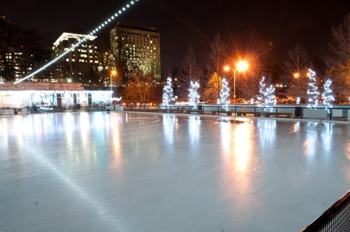 6.	Steinberg Ice Skating Rink, Forest Park, St. Louis