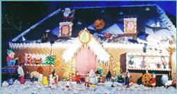 6.2. Santa's Magical Kingdom, Jellystone, Eureka