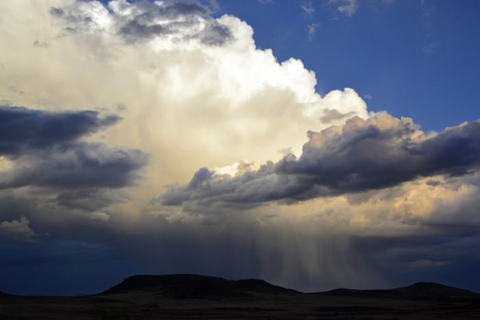 5. Monsoon season.