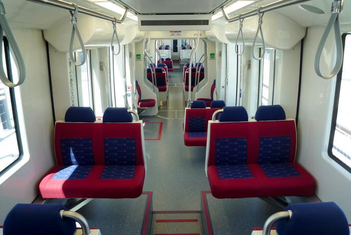 4. We appreciate mass transit that much more.