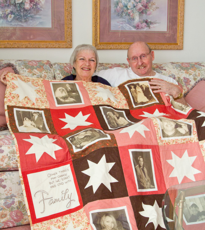 6. Family Quilts