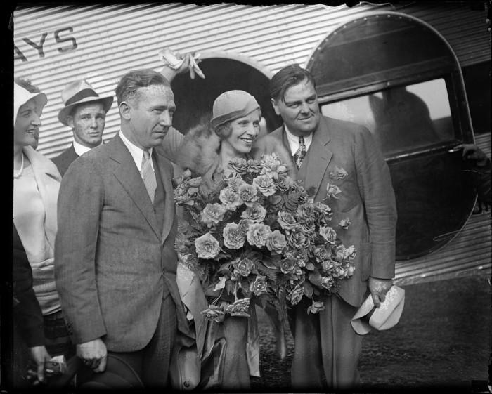 3. Douglas – Missing evangelist Aimee Semple McPherson turns up in Douglas in 1926.