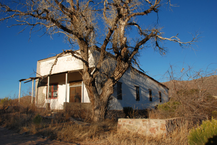 11. Pay a visit to a real ghost town