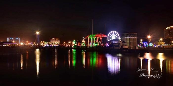 6. Harbor Lights Winter Festival, Gulfport