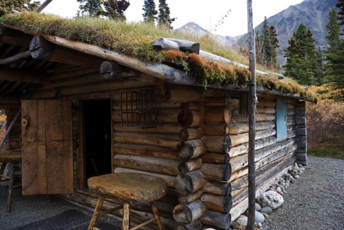 3) Proenneke's Cabin