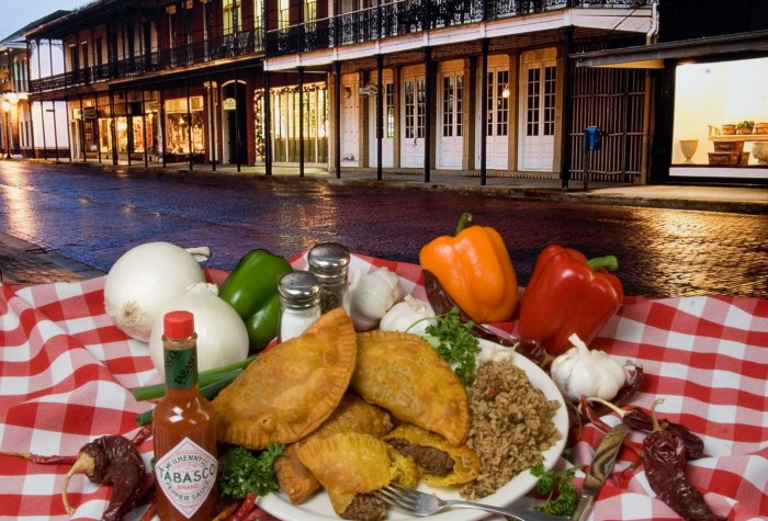 4. Attend the Meat Pie Festival of Natchitoches!