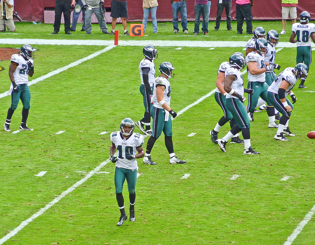 4. A Superbowl win.