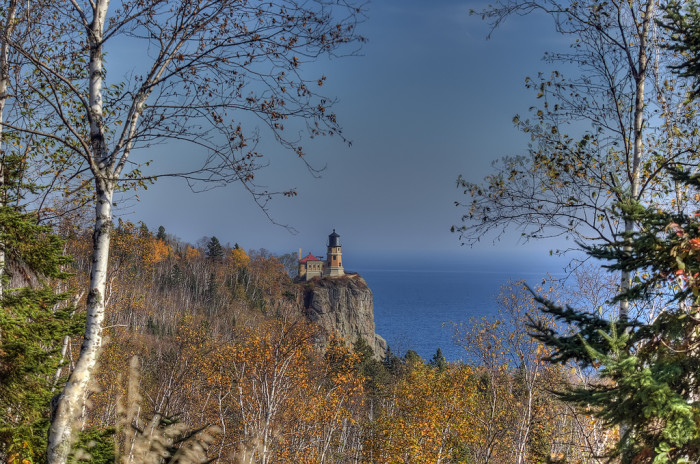Minnesota: Split Rock Lighthouse State Park