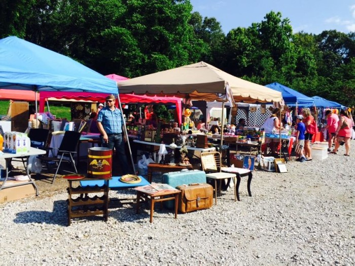 The Oxford Flea & 11 Mississippi Flea Markets Where Youu0027ll Find Awesome Stuff
