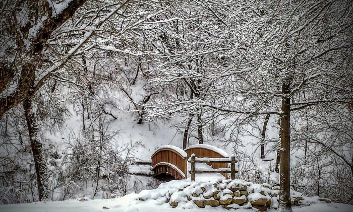 6. Springbrook State Park, Guthrie Center