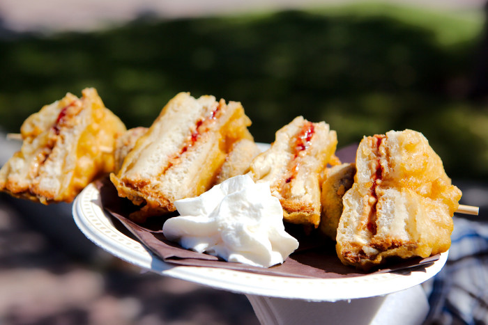6. The Iowa State Fair brought lots of delicious, diabetic new food offerings.
