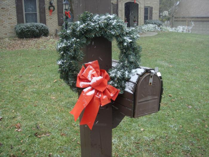 1. A White Christmas