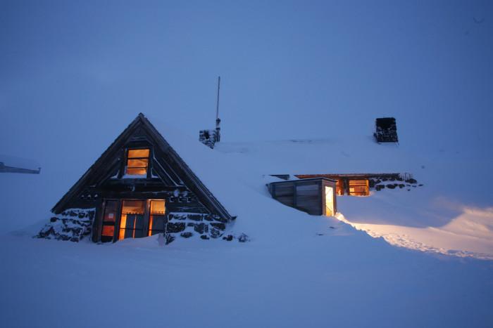 11. Have a wintery getaway.