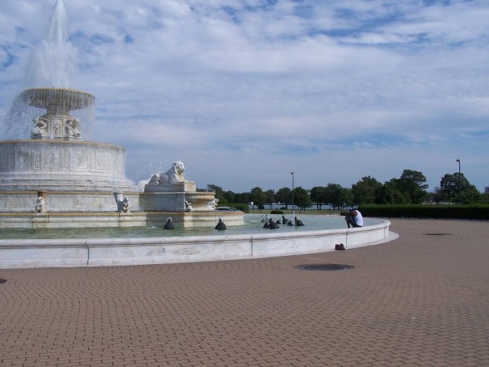 11) And while you're at it, have a picnic on Belle Isle.