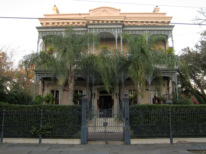 10, This home was formerly Anne Rice's.