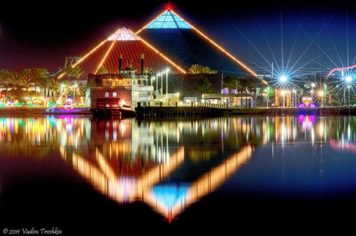 10. Festival of Lights (Moody Gardens)