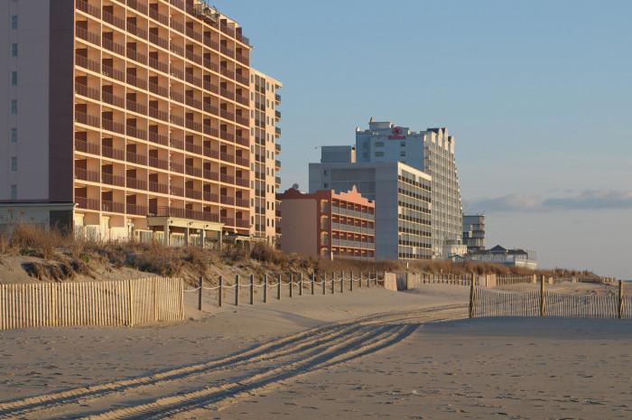 2) Ocean City