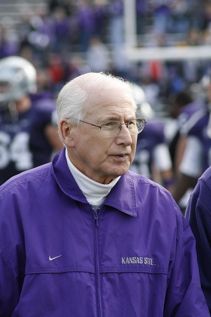 6. Longtime Kansas State University football coach Bill Snyder is inducted into the College Football Hall of Fame.