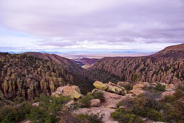 9. Chiricahua National Monument
