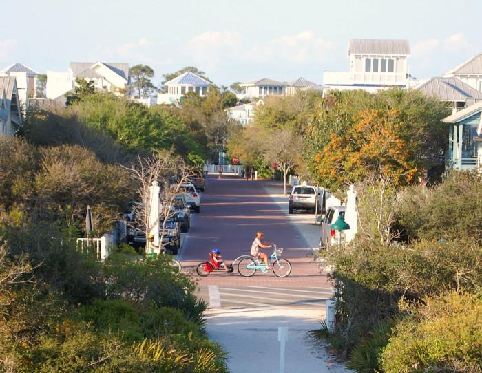 9. Seaside