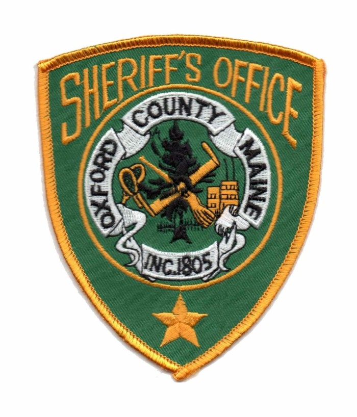 15. Less heroin! Oxford County just arrested 15 people in connection with one of the largest drug rings in Maine!