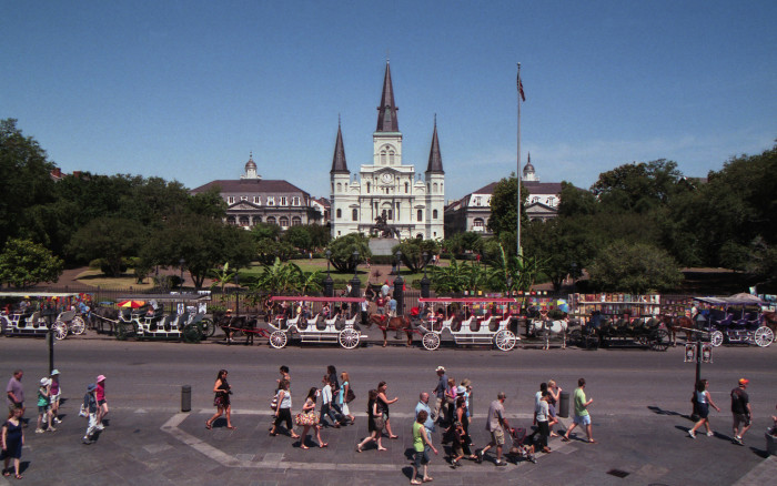 5. New Orleans is the only place to live in Louisiana.