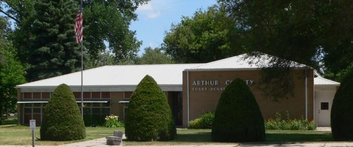 7. Arthur County
