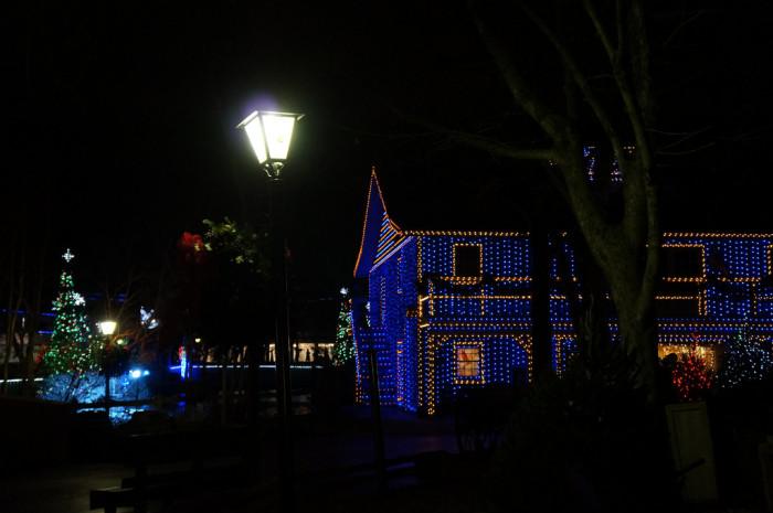 6) Blue Christmas, anyone?