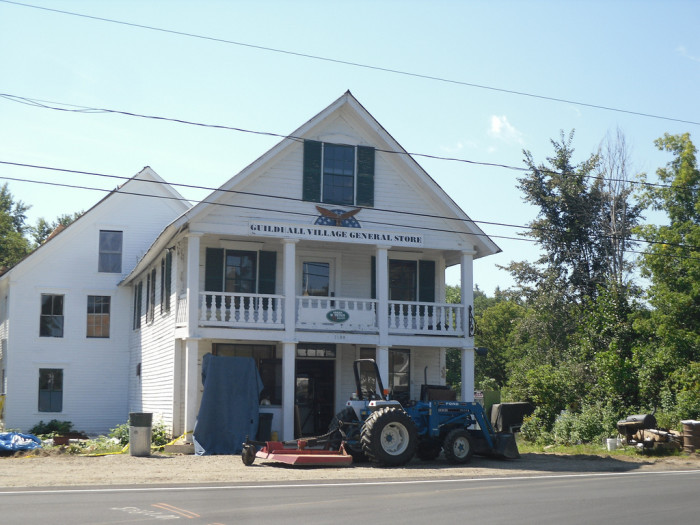 8.  General Store