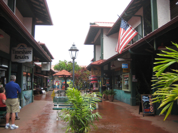 In town, you are sure to find a unique mix of shopping; stores include country stores, clothing boutiques, and even mysticism retailers.