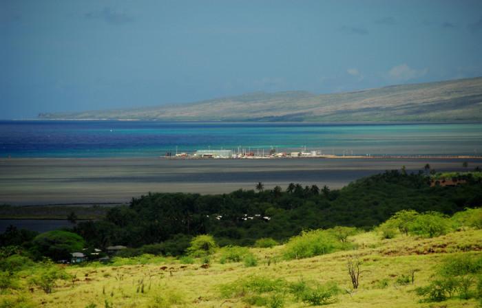 7) Kaunakakai, Molokai