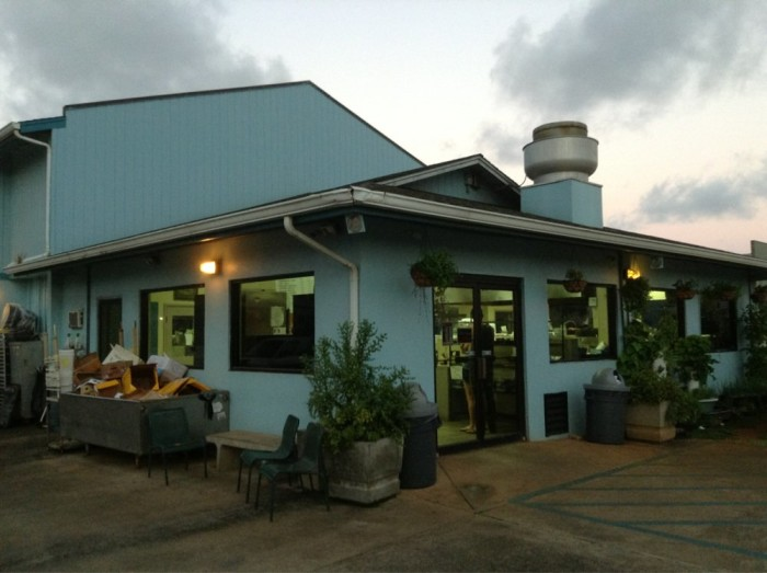 7) Mark's Place, Lihue