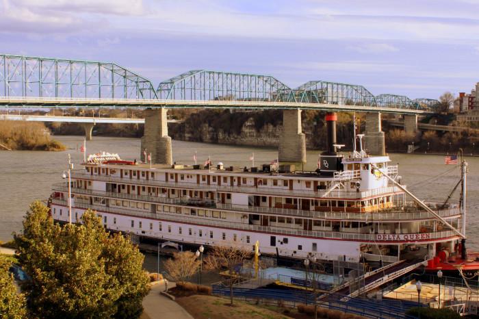 7) Walk a Chattanooga Bridge