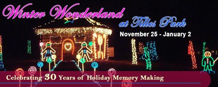 7.2. Winter Wonderland, Tilles Park